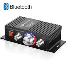 F900 Bluetooth <b>Audio Power Amplifier</b> Stereo Amp 60W 60W ...