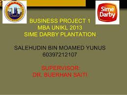 Sime Darby Plantation