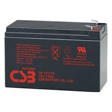 Батарея для <b>ИБП CSB</b> GP1272 F2 12V/7.2Ah — купить в ...