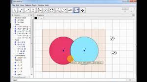 Tikz Venn Diagram Drawing Sets Complete In Venn Diagram Youtube