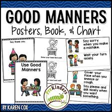 Good Manners Positive Behavior Management