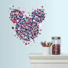 minnie mouse heart confetti