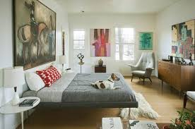 modern style bedroom. Delighful Modern Decorating The Master Bedroom In Modern Style Intended O