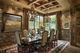 rustic dining rooms. Chimney Rock Residence Rustic-dining-room Rustic Dining Rooms I