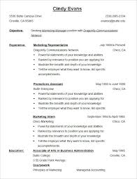 chronological resume template –    free samples  examples  format    reverse chronological resume template