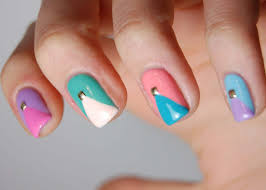 summer nail art designs colors 2016 Archives - StylesGap.com