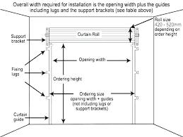 standard garage door height double minimum required measurements