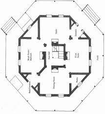 octagon house plans. 2 Story Octagon House Plans Inspirational Montbrook Ranch Home Plan 085d 0764 And More Gunnison