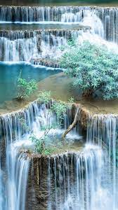 Surreal Waterfall iPhone Wallpapers ...