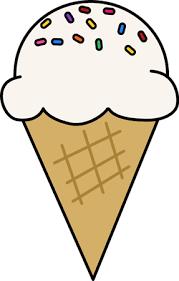 ice cream cone without ice cream clipart.  Cream Sprinkles Ice Cream Cone In Without Clipart
