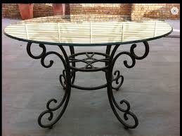 Iron Gate Coffee Table 17 Best Ideas About Iron Table On Pinterest Tiny Sewing Room