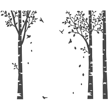forest wall decals forest wall decals baby hunting