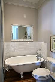 Small Clawfoot Tub Bathroom Pictures With Tubs Remodeling Remodel