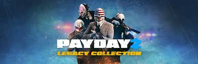 Payday 2 Legacy Collection Bundleid 3756 Steam Database