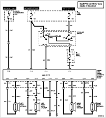 ford car radio stereo audio wiring diagram autoradio connector ford 1996 f 150 f 250 f 350 f super duty and bronco stereo wiring