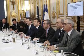Coronavirus: Macron warns over epidemic as death toll rises ...