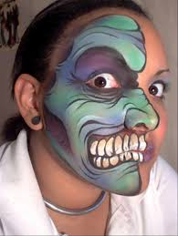 the best of face painting 40 pics