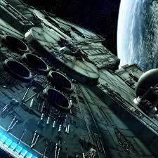 Millenium Falcon Star Wars - Star Wars ...
