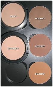 mac sculpting powders are an absolute must have i use this palette for everything eyeshadow contouring brows bronzer highlighter