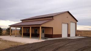 pole barn metal siding. Agricultural Steel Pole Barns Barn Metal Siding