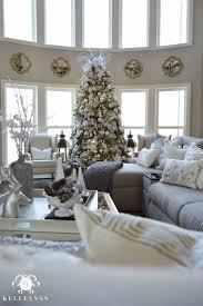 Grey Christmas Tree The 25 Best Gold Christmas Tree Ideas On Pinterest Christmas
