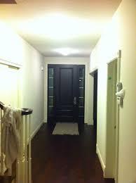 8 foot front doorfront entrance has 8foot front door ceilings 9foot what would