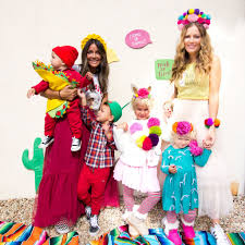 fiesta diy costumes for kids