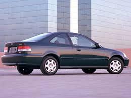 honda civic 2000 ex. Beautiful Honda 2000 Honda Civic Exterior Photo In Ex