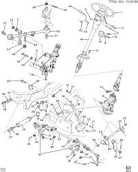 Steering system related parts