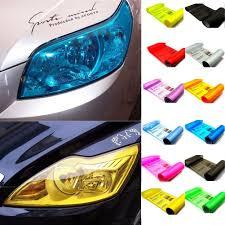 Car Light Film Us 1 42 16 Off 60cm 30cm Auto Car Light Headlight Taillight Film Sticker Transparent Film Car Light Film Cover Waterproof On Aliexpress