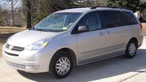 2004 Toyota Sienna Review - YouTube