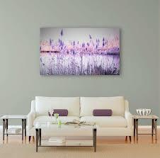 purple calm modern contemporary large