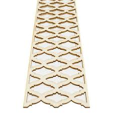 Get free shipping on qualified trellises or buy online pick up in store today in the outdoors department. Decorative Wooden Panel Trim Dado Strip Fretwork Elite Diamond Trellis Panels Ebay