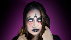gothic witch i makeup tutorial