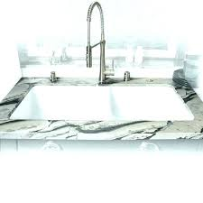 white cast iron sink reviews farmhouse durability paint scratch