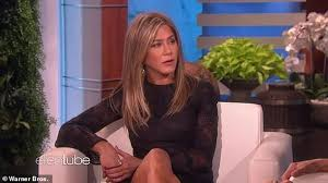 Sorry to disappoint, but it doesn't seem likely. Jennifer Aniston Reveals Which Celebrity Texted Her During Emergency Jennifer Aniston Friends Reunion Rachel Friends