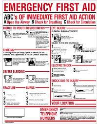 First Aid Procedure Flow Chart Joena Christine Ecorb_joena On Pinterest