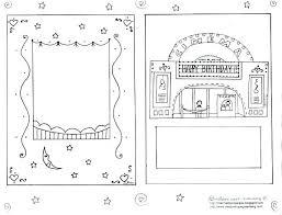 black and white printable birthday cards printable black and white birthday cards