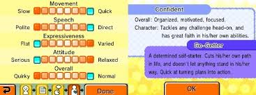 Tomodachi Life Personality Guide How To Create A Perfect