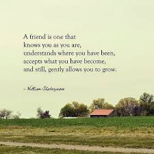 Shakespeare Quotes About Friendship
