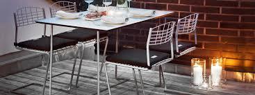 tech furniture. Grythyttan Stålmobler High Tech Garden Dining Furniture