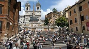 Die spanische treppe in rom ist eine der bekanntesten freitreppen der welt. Rom Sehenswurdigkeiten Die 15 Beliebtesten Sehenswurdigkeiten In Rom Rom Mal Anders
