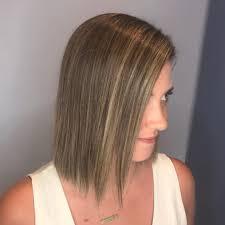 lob for straight hair a unique lob for thin straight hair