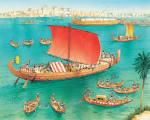 old Kingdom Egypt Transportation