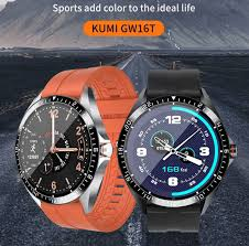 <b>KUMI GW16T Upgraded</b> Smartwatch available at $24.99