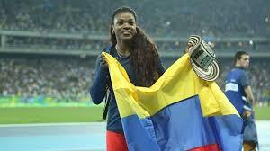 Rojas, campeona mundial, la española ana peleteiro. Fjjr2gkdpgcicm