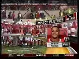 Dustin Woods Miami University Football Highlights - YouTube