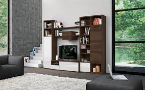 ... Excellent Living Room Wall Mounted Cabinets Storage Furniture Ikea  White And Brown Wooden Cabinet With ...