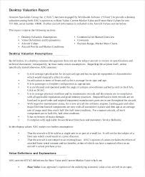 Sample Valuation Report Awesome Valuation Report Template Valuation Letter Template Valuation Report