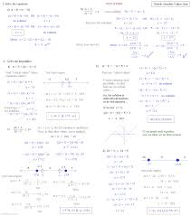 double absolute values